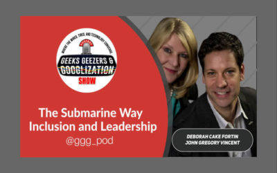 The Submarine Way to Inclusion and Leadership | Season 3:045