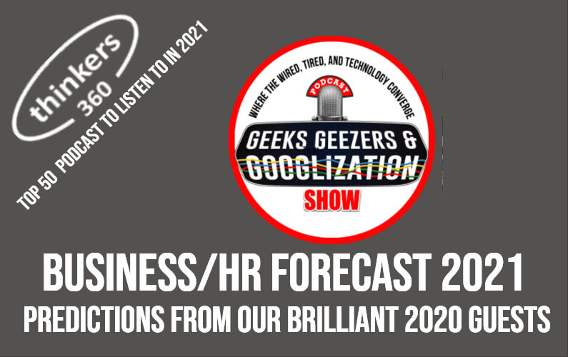 The Year Ahead 2021: Business and HR Forecast | Season 3:051