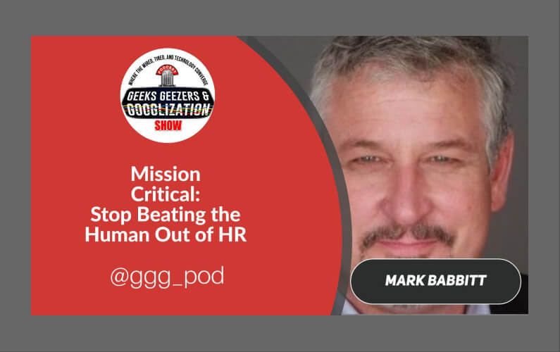 Employee Experience: Stop Beating the Human Out of HR | Season 3:048