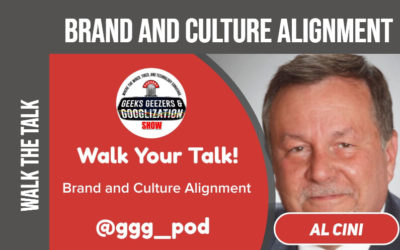 Walk the Talk, Brand and Culture Alignment | 4:008