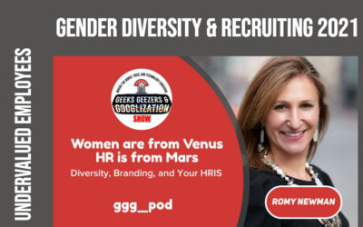 Gender Diversity, Recruiting 2021, and FairyGodBoss | 4:010