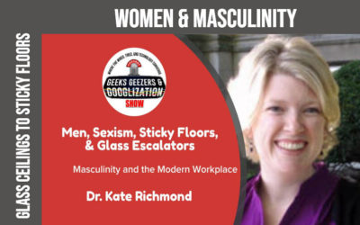 Women & Masculinity: Glass Ceilings to Sticky Floors | 4:013
