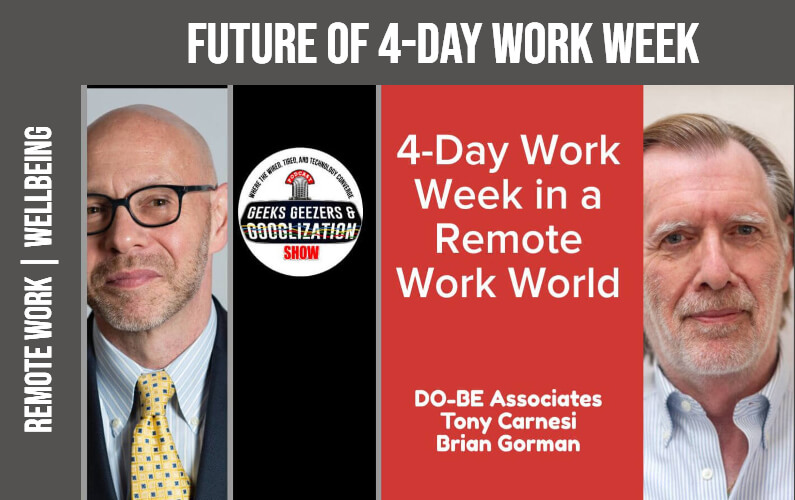 4-Day Work Week in a Remote Work World + Diversity & EQ | 4:014