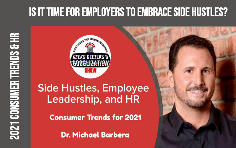 Is It Time for Employers to Embrace the Side Hustle? | 4:015