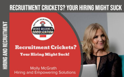 Recruitment Crickets? Your Hiring Might Suck!| 4:018