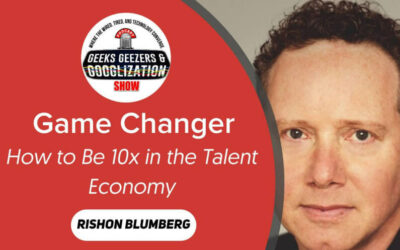 Game Changer: How To Be 10x in the Talent Economy | 4:024