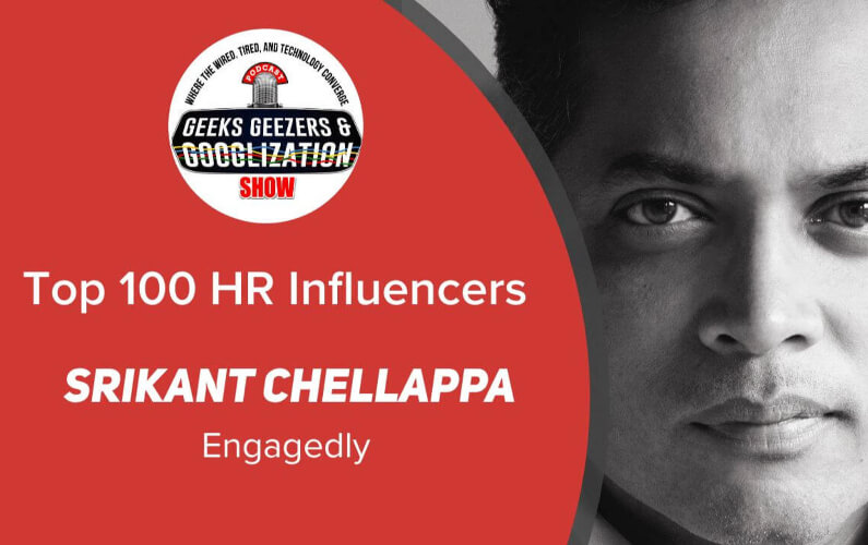 Top 100 HR Influencers of 2021 | 4:031