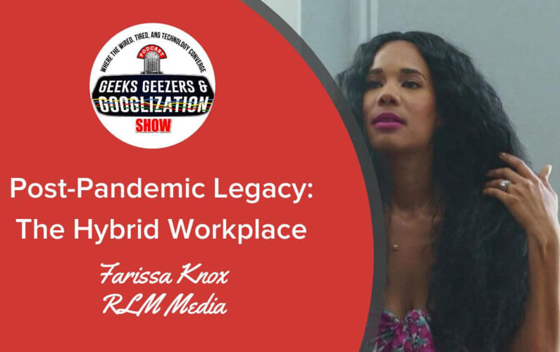 The Hybrid Workplace | 4:038